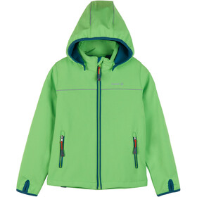 Kamik Jarvis Softshell Jacket Boys lime